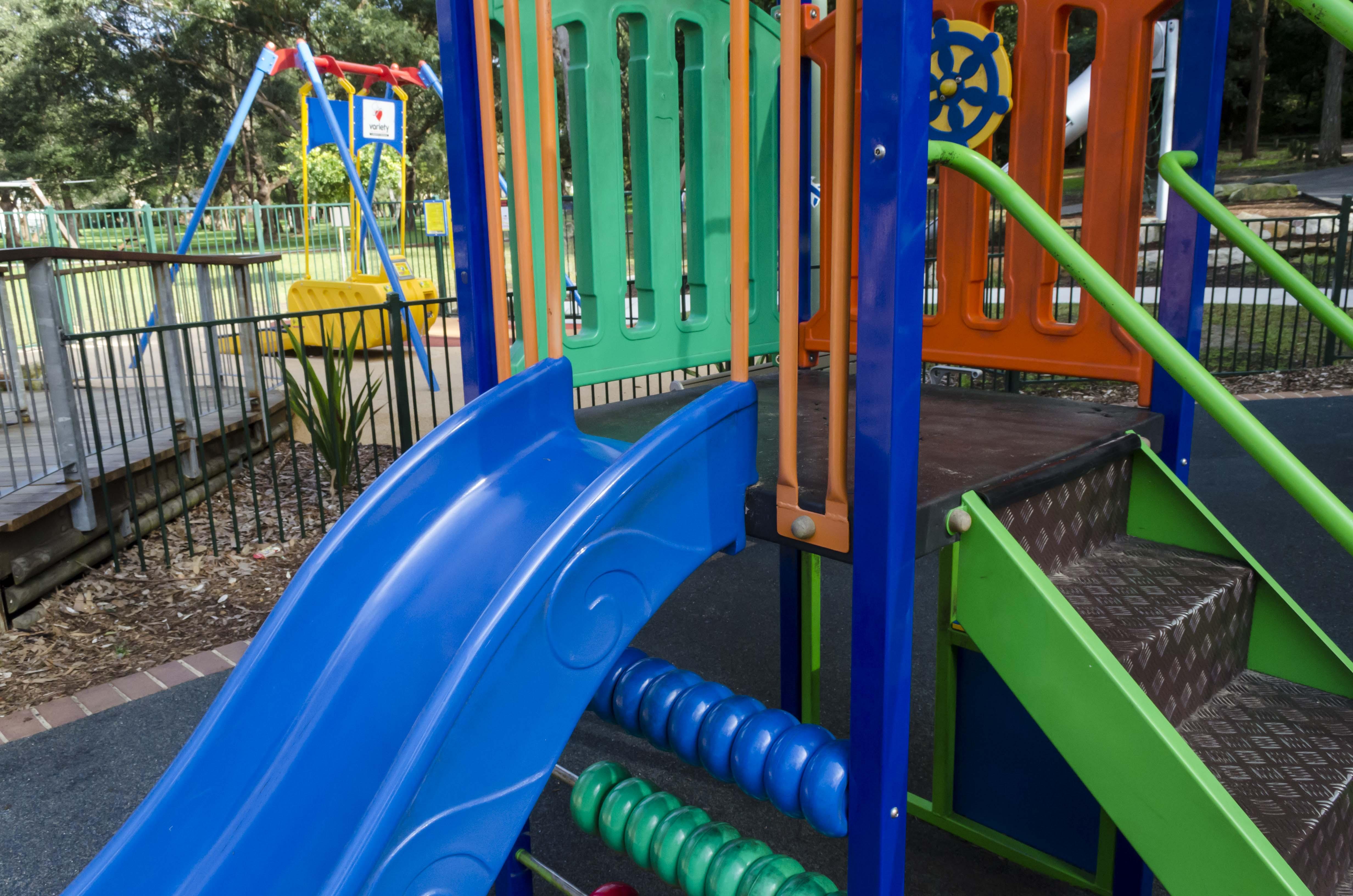 Toddler Playground Carss Bush Park