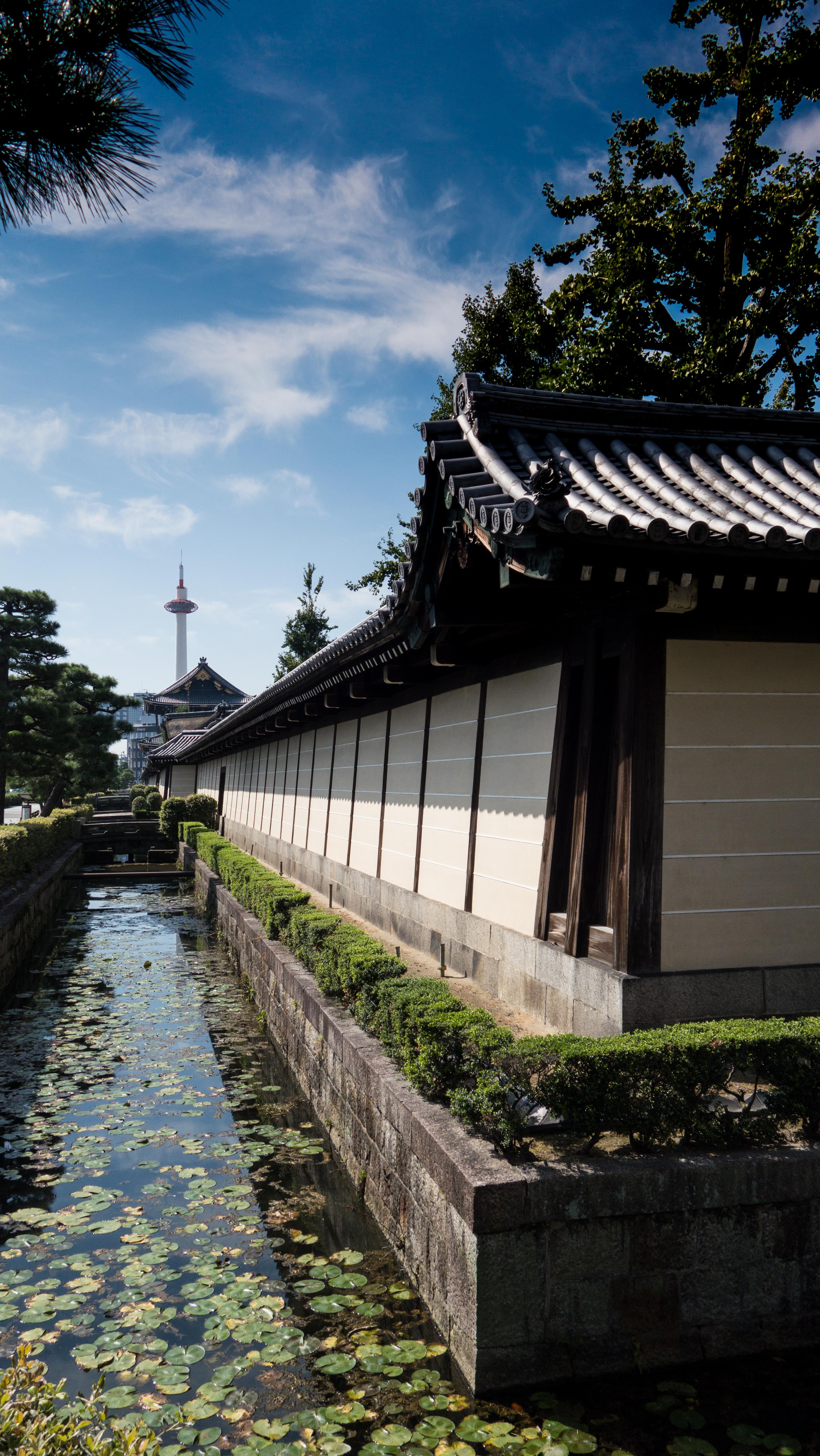 Higashi Honganji Temple, Kyoto