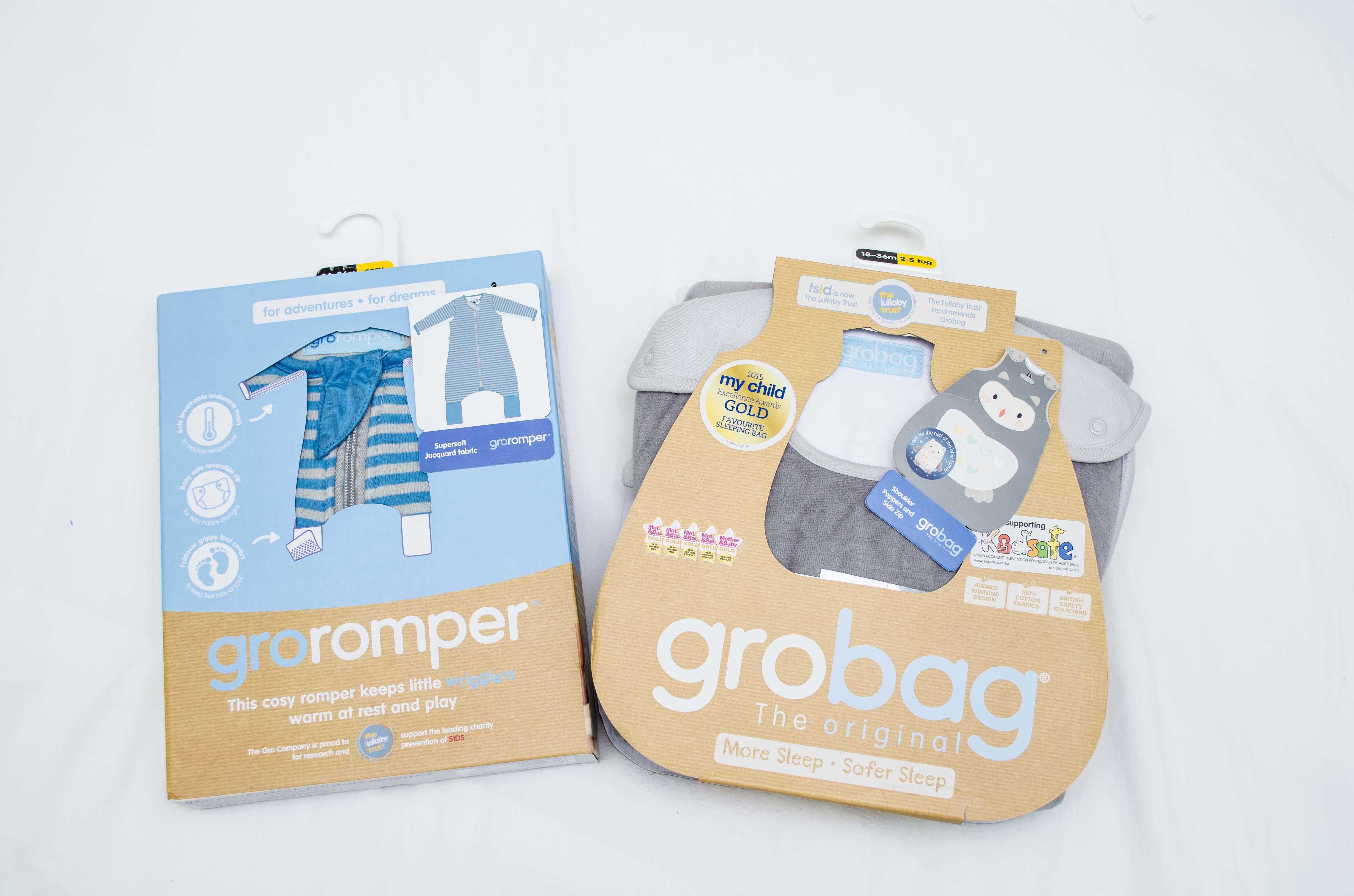 Winter Grobag and Groromper