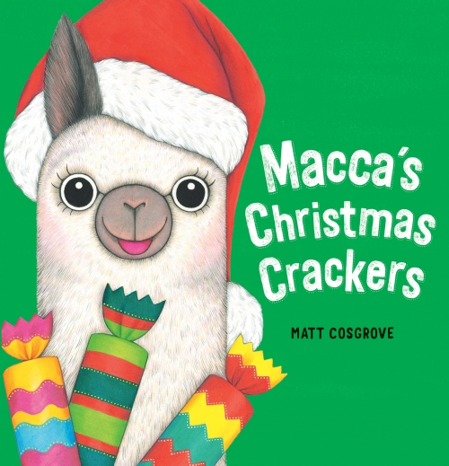 Maccas Christmas Crackers Christmas Picture Book Roundup